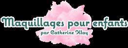 Maquillages pour enfants par Catherine Klay Logo
