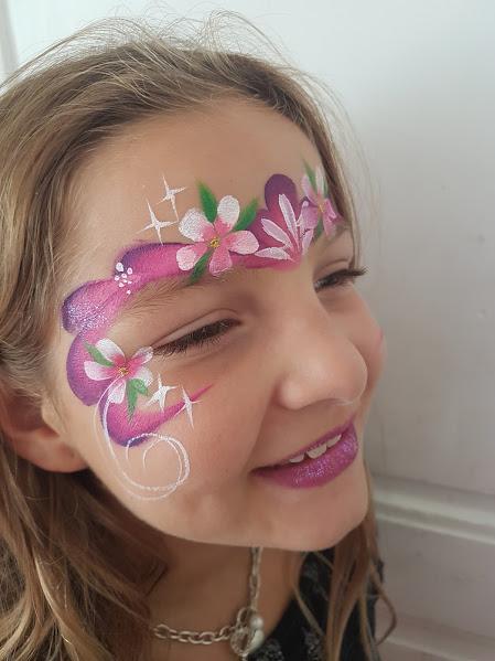 Maquillage fille professionnel princesse