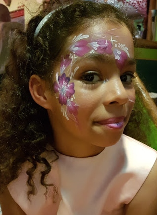 Maquillage artistique pour enfants